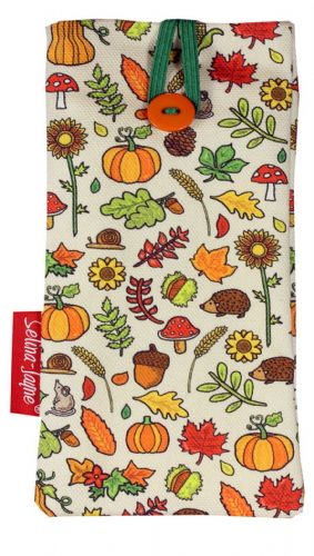 Selina-Jayne Autumn Meadow Limited Edition Designer Soft Glasses Case